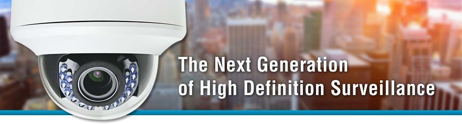 The Next Generation of High Definition Surveillance